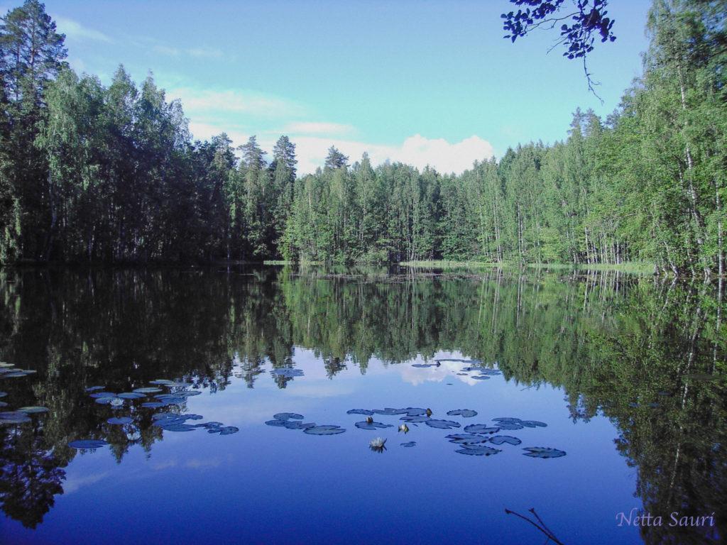 Kalastuspaikat
