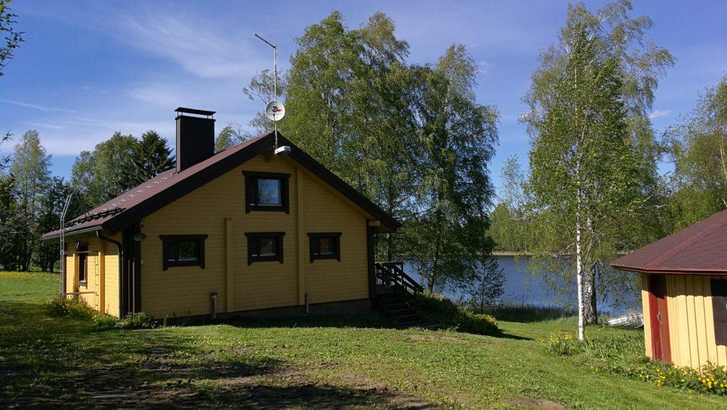Kaijonselkä-Blockhütten